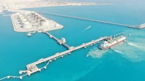 가스공사, 세계 5위 쿠웨이트 알주르 LNG기지 시운전